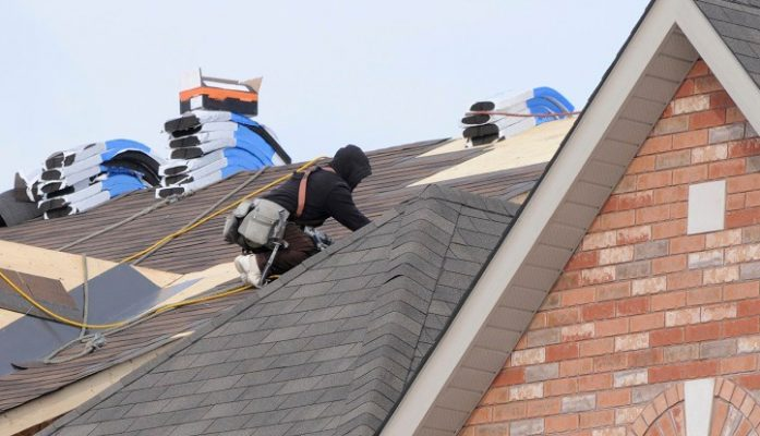 Roofing Contractor Burlington MA
